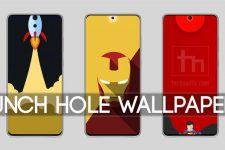 galaxy s20 note 10 hole punch wallpapers
