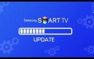 samsung tv software update