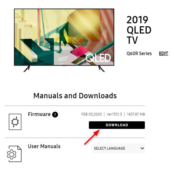 Update Samsung Smart TV Software And Apps (2 Ways