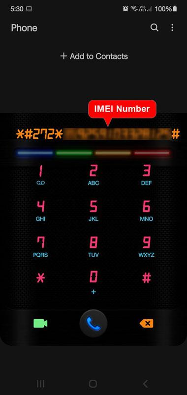 samsung dialer code for csc