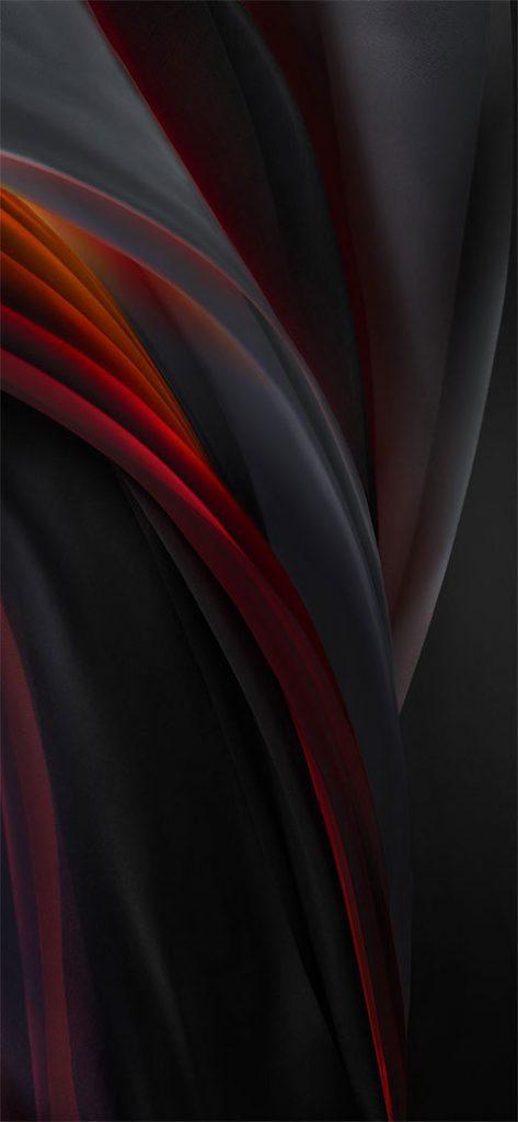 silk red dark iphone se 2020 wallpaper