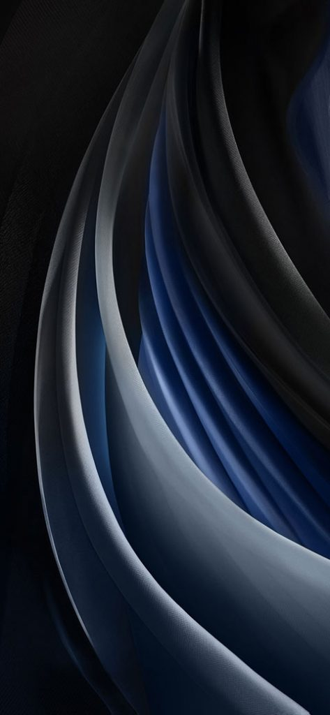 silk space grey dark iphone se 2020 wallpaper