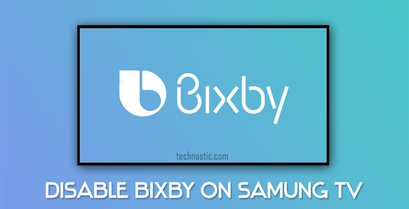 samsung tv bixby