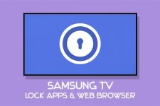 samsung tv lock apps