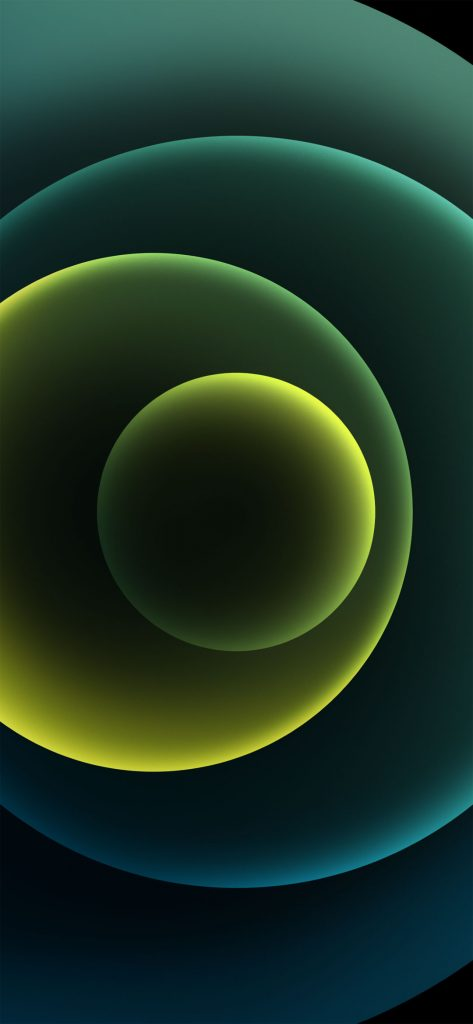 iphone 12 dark green wallpaper