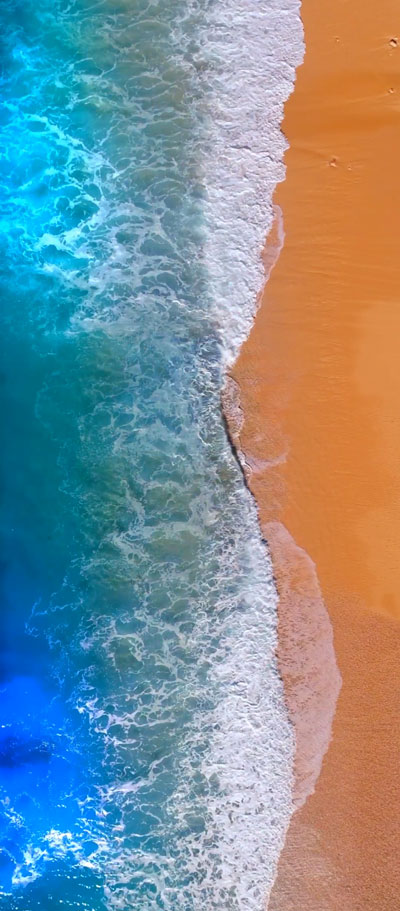 lg wing beach wallpaper